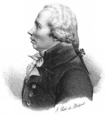 Adrien-Marie Legendre (* 18. September 1752 in Paris; † 10. Januar 1833 in Paris)