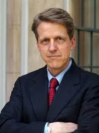 Robert James Shiller (* 29. März 1946 in Detroit) [Bildquelle: Yale University]