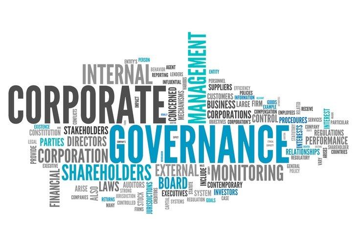 Corporate Governance: Ordnungsrahmen für die Leitung und Überwachung von Unternehmen [© mindscanner - Fotolia.com]